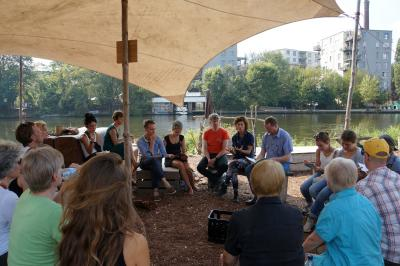 European CoHousing Workshop @ Berlin EXPERIMENTDAYS: Collaborating + Communicating + Inspiring
